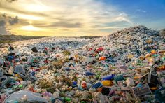 Earth Island Institute sued ten food, beverage and consumer goods companies in a bid to hold them accountable for plastic waste. The lawsuit, filed on February 26 in California, argues they should be held responsible for pollution waterways in California. Blue Planet Ii, Our Planet, Planet Earth, Plastic Problems, Types Of Plastics, Our Environment, Plastic Pollution, Plastic Packaging, Plastic Waste