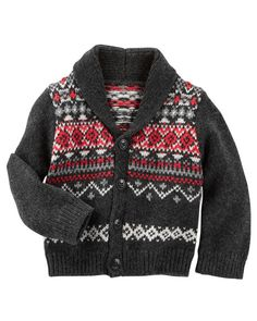 Baby Boy Great Guy Argyle Sweater Vest, Plaid Shirt & Corduroy ...