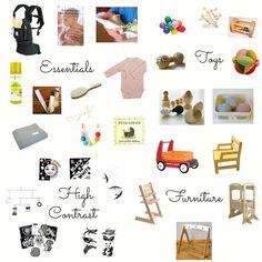 Cadeaux pour bébé - Baby gifts
