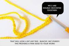 :: Tutorial – Zali Zig-Zag Chevron Crochet Pattern  Meet Me At Mike's     Meet Me At Mike's