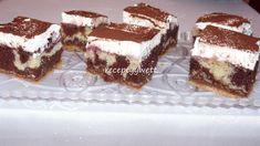 Chuťovo výborný a jednoduchý. Tiramisu, Cheesecake, Sweets, Ethnic Recipes, Food, Gummi Candy, Cheesecakes, Candy, Essen