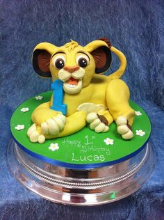 Based in Urmston, Manchester, Richards Cakes create stunning cakes for all occasions. We also sell online tutorials and cakes classes. 3d Cakes, Cupcake Cakes, Beautiful Cakes, Amazing Cakes, 2nd Birthday Cake Girl, Movie Cakes, Lion King Cakes, Jungle Cake, Disney Cakes