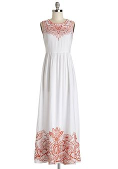 I discovered this Grecian to Celebrate Dress   Mod Retro Vintage Dresses   ModCloth.com on Keep. View it now.