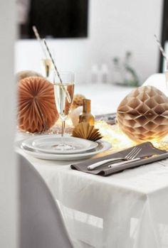 Le Frufrù: La tavola per la festa