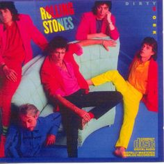 """Rolling Stones almost split, 1986-88 Jagger and Richards's relationship was at rock bottom in 1986; Jagger refused to promote the band's album Dirty Work. Instead he released a 2nd solo album, 1987's Primitive Cool, and embarked on a solo tour in 1988, during which he routinely played Stones songs. Joe Satriani was recruited to play Richards's parts. Richards has described relations between the two at this point as """"World War Three"""", and the band almost called it a day during this period."""
