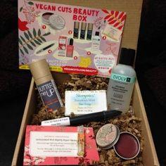 Vegan Cuts Beauty Box ~ November 2014