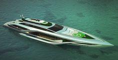 #Mega #Yacht