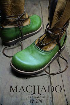 Machado Handmade – leather shoes nº 278