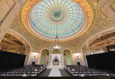 chicago cultural center ceremony