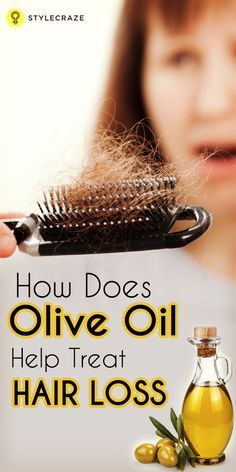 Whenever you observe excessive hair loss, you should start taking the necessary steps to prevent it further. As you can see, it is very easy and helpful to apply olive oil for hair loss. All you need is to choose the best olive oil for hair loss. Stay healthy! #hairloss More