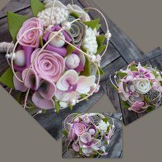 De Vilten Bruid Non Flower Bouquets, Tulle Flowers, Burlap Flowers, Brooch Bouquets, Felt Flowers, Fabric Flowers, Wedding Bouquets, Fabric Bouquet, Wedding Fabric