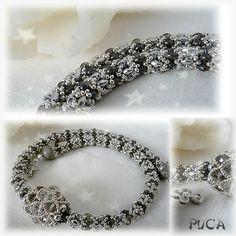"""Collier """" Spirale Lana"""" - Les perles de PUCA"""