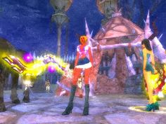 Foxxya with beauty magic sword, Perfect World http://picture-virtualworld.blogspot.it/2013/04/blog-post_24.html