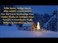 Silent Night in German