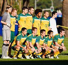Australia National Soccer Team .