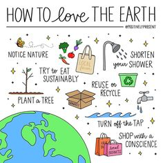 """In the words of Dr. Seuss, """"Unless someone like you cares a whole awful lot, nothing is going to get better."""" ⠀ The little things… Save Planet Earth, Save Our Earth, Love The Earth, Earth Day, Stage Yoga, Save Mother Earth, Help The Environment, Pollution Environment, Happy Earth"""