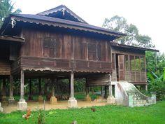Kisah Klasik Untuk Masa Depan Rumah Tradisional Melayu
