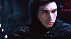 """starrytales: """"She resisted you? Star Wars Kylo Ren, Rey Star Wars, Star Wars Art, Star Trek, I Am The Senate, Kylo Ren And Rey, Kylo Ren Adam Driver, He Makes Me Happy, Film Movie"""