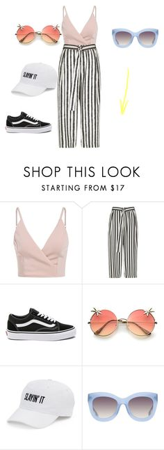 """""""odds and sods"""" by harriethequeen on Polyvore featuring River Island, Vans, SO and Alice + Olivia"""