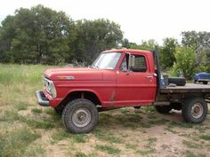 1971 Ford F-250 Interior | 1971 ford f250 highboy for sale by haggle me michigan 352 4x4 ford ...