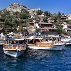 Kalekoy, Kas Turkey