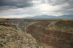 Rio Grande Gorge, NM - 5th highest bridge in US
