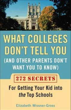 A sought-after packager of high school students shares 272 secrets to help parents get their kids into the top schools Targeting the savvy parents of today?s college-bound teenagers who seek to gain a