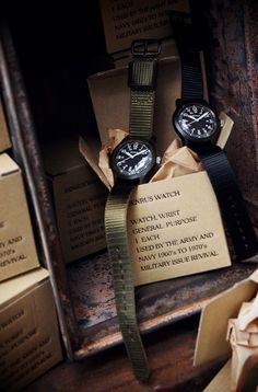 BENRUS ( SWISS ) BR763 MILITARY WATCH www.lancah.com