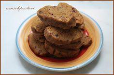 Biscotti vegan con farine di mais e riso - Ricette di non solo pasticci