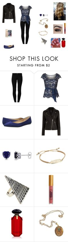 """The Hale Twins #12"" by jazmine-bowman on Polyvore featuring River Island, Jacques Vert, Joe's Jeans, Warehouse, Miadora, Kendra Scott, GUESS, Lipstick Queen, Victoria's Secret and Cullen"
