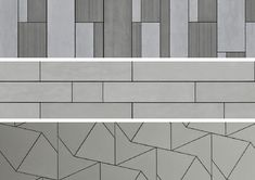 EQUITONE is a through-colored facade material designed by and for architects. Cladding Design, Stone Cladding, Gros Morne, Curved Walls, Layout, Architectural Features, Material Design, Light And Shadow, Modern House Design