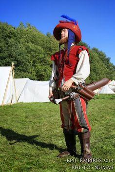 Warhammer Empire Larp - Militia  Men of Altdorf