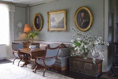 Interior from the Karen Blixen museum in Denmark. Maybe my favorite house museum of all time. Karen Blixen, British Colonial Style, Room Of One's Own, Nordic Home, Cozy Nook, Interior Decorating, Interior Design, Danish Design, Beautiful Interiors