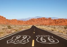 Route 66, Pacific Coast Highway & Co.: 7 epische US Road Trips - via @Skyscanner