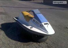 1999 BOMBARDIER SEA DOO GTI VIN: ZZN13854B090
