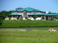 Crown Valley Winery .... Sainte Genevieve, Missouri