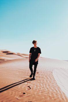 Jack in the desert!