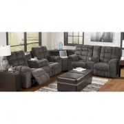 3PC Slate Reclining Sectional - Maybe wrong color, but right track?