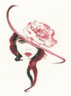 Jasmine Cross Stitch Kit - £21.25 on Past Impressions | by Heritage Crafts