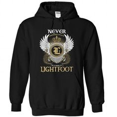 7 LIGHTFOOT NEVER T-SHIRTS, HOODIES, SWEATSHIRT (39.95$ ==► Shopping Now)