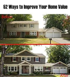 Perfect DIY Ideas: 52 Ways to Improve Your Home Value - The Perfect D...