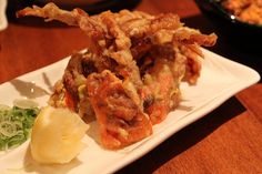 Fried Soft Shell Crab._ It was probably my favorite dish the whole night.