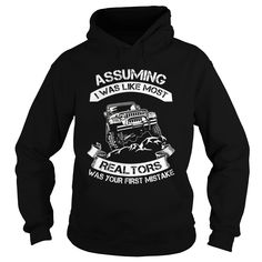 Assuming Jeep Realtor T-shirt #gift #ideas #Popular #Everything #Videos #Shop #Animals #pets #Architecture #Art #Cars #motorcycles #Celebrities #DIY #crafts #Design #Education #Entertainment #Food #drink #Gardening #Geek #Hair #beauty #Health #fitness #History #Holidays #events #Home decor #Humor #Illustrations #posters #Kids #parenting #Men #Outdoors #Photography #Products #Quotes #Science #nature #Sports #Tattoos #Technology #Travel #Weddings #Women