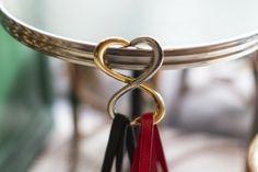 Elegant Charm and Purse Hanger by Fafa TheHookUp