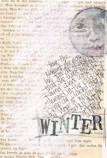 "I want to sponsor a ""book page art"" contest.  Provide the book pages to patrons from discarded books.  this could be cool"