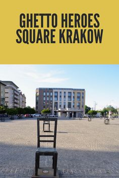 Learn more about Krakow's Ghetto Heroes Square in our guide on top things to do in Krakow and the handy tips you need to plan your trip to Krakow.
