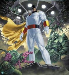 Space Ghost  ®....#{T.R.L.}