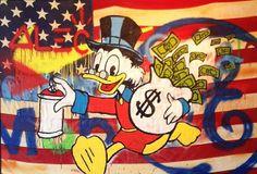 Alec Monopoly, Scrooge Flag
