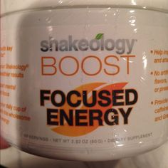Shakeology boost focused energy Brand new wrapped shakeology boost focused energy supplement. Beachbody Other