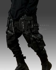 Tactical Wear, Tactical Clothing, Cyberpunk Clothes, Cyberpunk Fashion, Yeezy Fashion, Mens Fashion, Space Fashion, Boating Outfit, Japanese Street Fashion